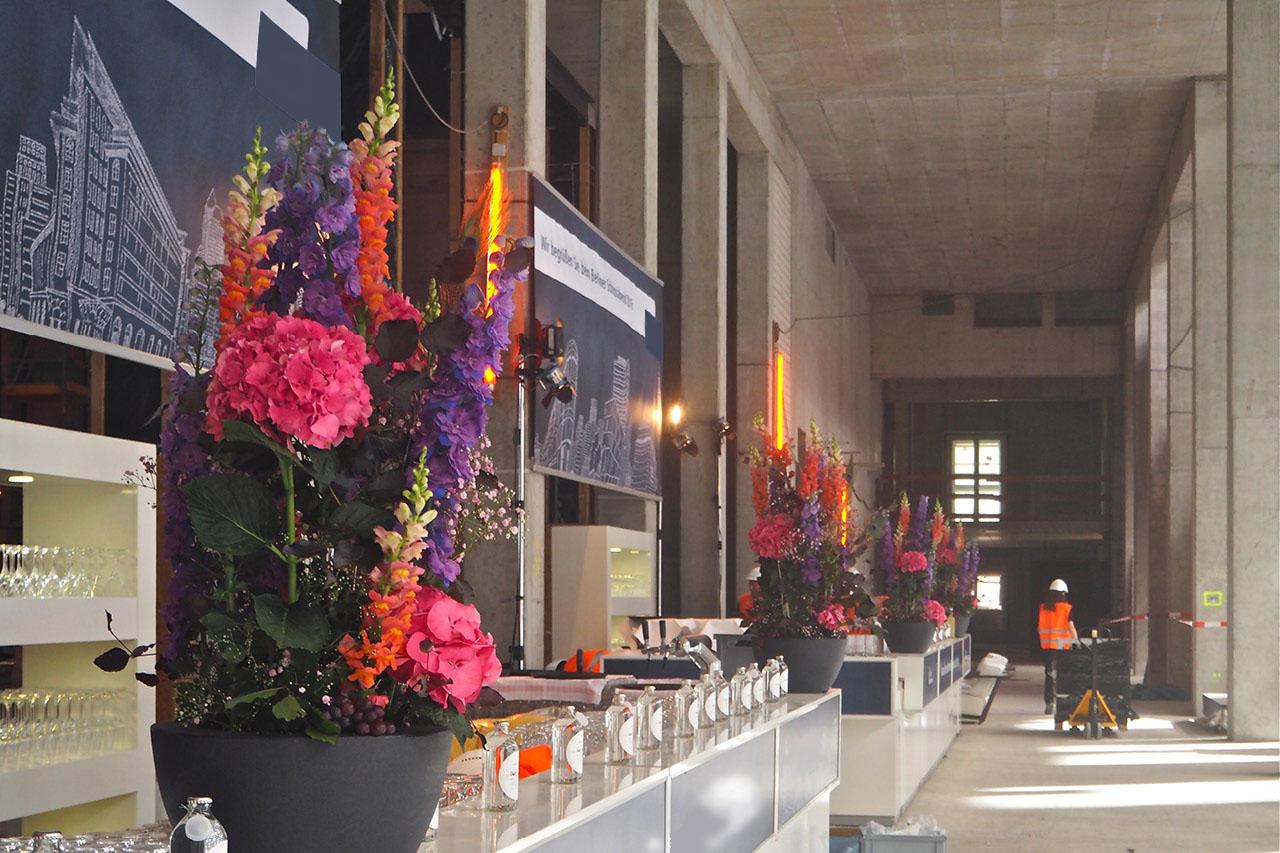 Eventfloristik – Frau Rose Floristik – Berlin, Blumendekorationen ...