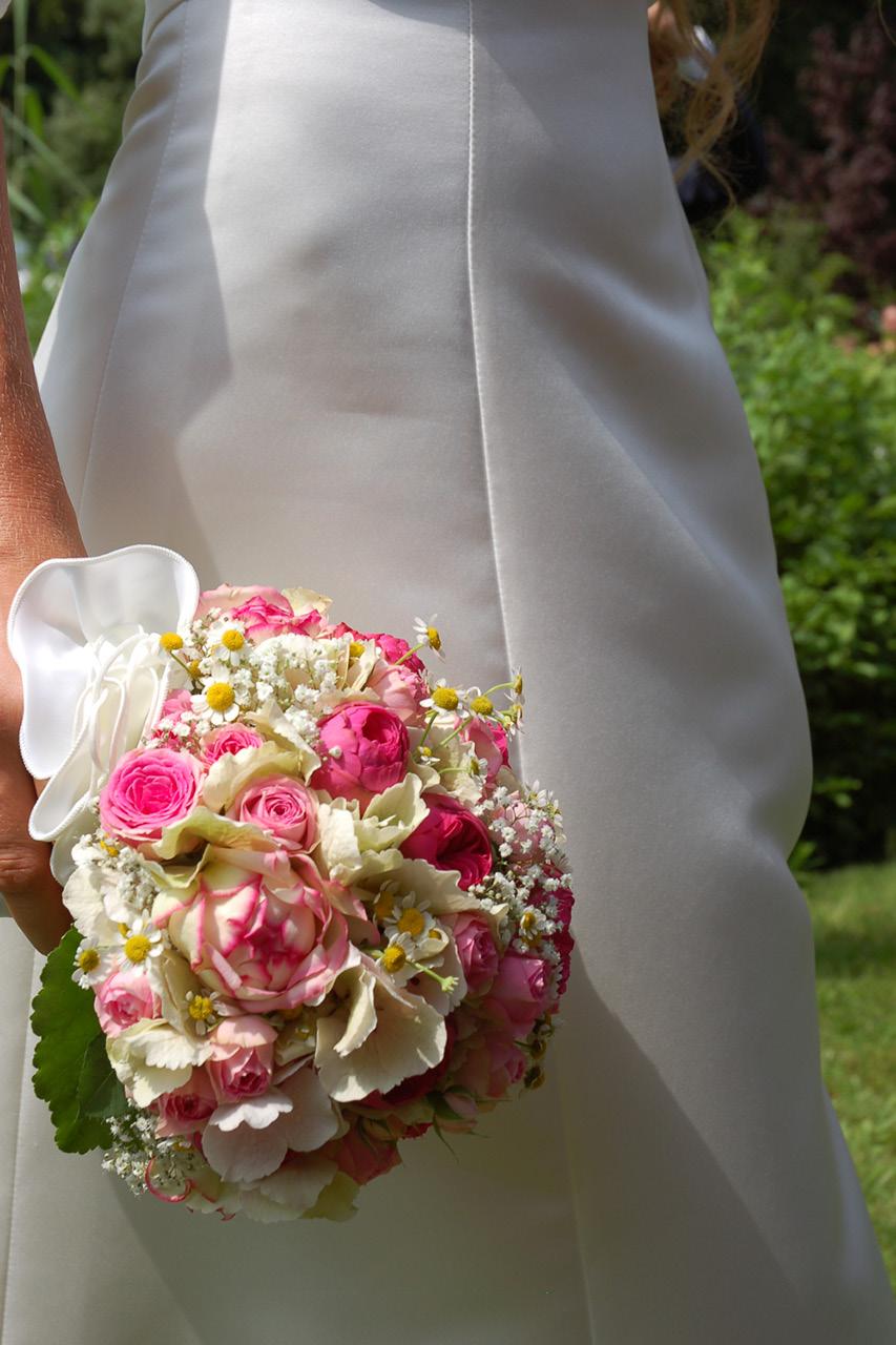 Hochzeiten Frau Rose Floristik Berlin Blumendekorationen Fur